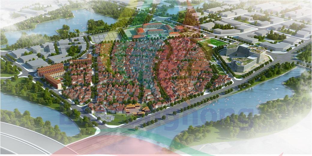 Quy hoạch chi tiết thôn Lễ Pháp - Tiên Dương