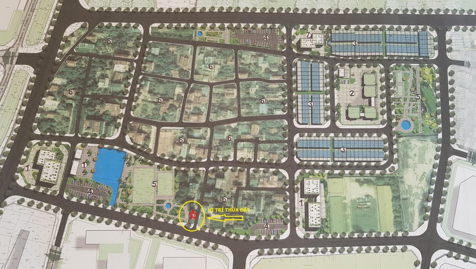 Quy hoạch Lâm Tiên