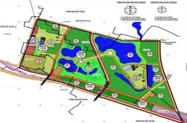 Phê duyệt quy hoạch phân khu đô thị GN(B), tỷ lệ 1/5000