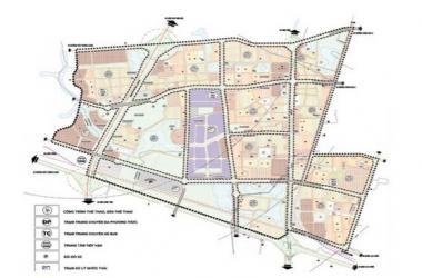 Phê duyệt Quy hoạch Phân khu đô thị N5, tỷ lệ 1/5000 huyện Đông Anh