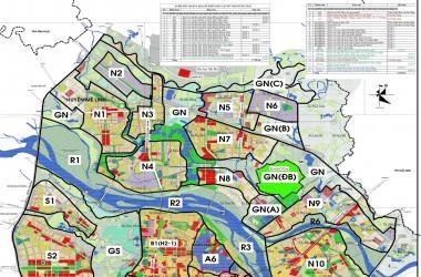 Bắc sông Hồng trong quy hoạch Hà Nội là giấc mơ hay cơ hội !