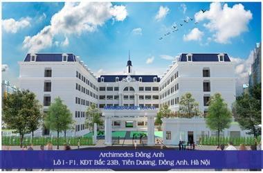 Thành lập Trường Tiểu học, Trung học cơ sở và Trung học phổ thông Archimedes Đông Anh