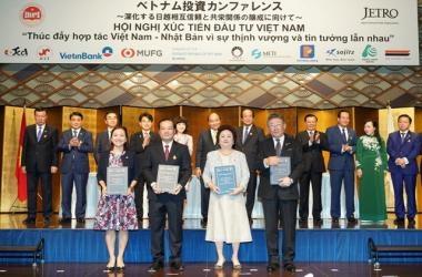 BRG, VNPT, Sumitomo và SeABank hợp tác về Fintech, phát triển thành phố thông minh
