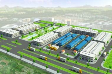 Thành lập Cụm Công nghiệp Liên Hà 2, Dục Tú, Thụy Lâm