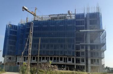 Đông Anh đang từng ngày xây những công trình dự án mới để chuẩn bị lên quận