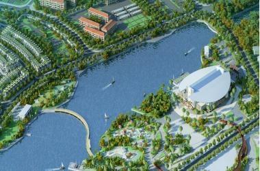 Dự án Xây dựng khu cây xanh thể dục thể thao huyện Đông Anh