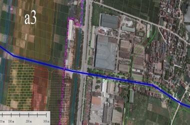 Xây dựng tuyến đường từ đường Dục Nội, xã Việt Hùng đến tuyến đường Võ Nguyên Giáp huyện Đông Anh