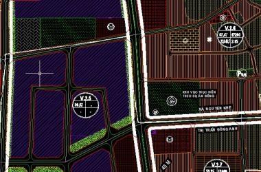 Phê duyệt nhiệm vụ xác định chỉ giới đường đỏ tuyến đường Nguyên Khê - Tiên Dương - Lễ Pháp