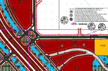 Xây dựng 2 tuyến đường mới tại Đông Anh nối trục từ quốc lộ 3 (cũ) đến tuyến đường Võ Nguyên Giáp ( Nhật Tân - Nội Bài ) và đường gom dọc quốc lộ 3 ( mới )