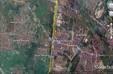 Phê duyệt chỉ giới đường đỏ tuyến đường gom và kè sông Đào Nguyên Khê đoạn từ cầu Đôi đến đường sắt Hà Nội - Lào Cai