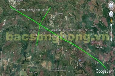 Sở Giao thông Vận tải Hà Nội đề xuất xây dựng tuyến đường vành đai 3 Đông Anh trong năm 2021-2025