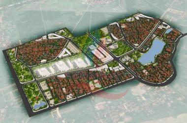 Quy hoạch chi tiết khu dân cư Đông Anh