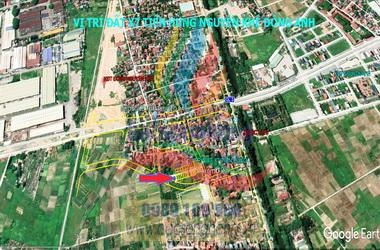 Bán đất X7 Tiên Hùng gần đường quốc lộ 3 Đông Anh